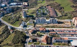 Basauri retoma la urbanización de San Miguel paralizada desde hace tres años