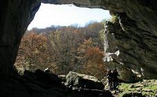 'Sorgiñas' del Gorbea o el Amboto, cuevas y otros misterios