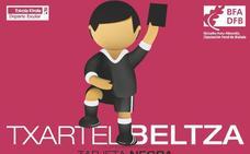 Baja el uso de la 'tarjeta negra' en el deporte escolar vizcaíno