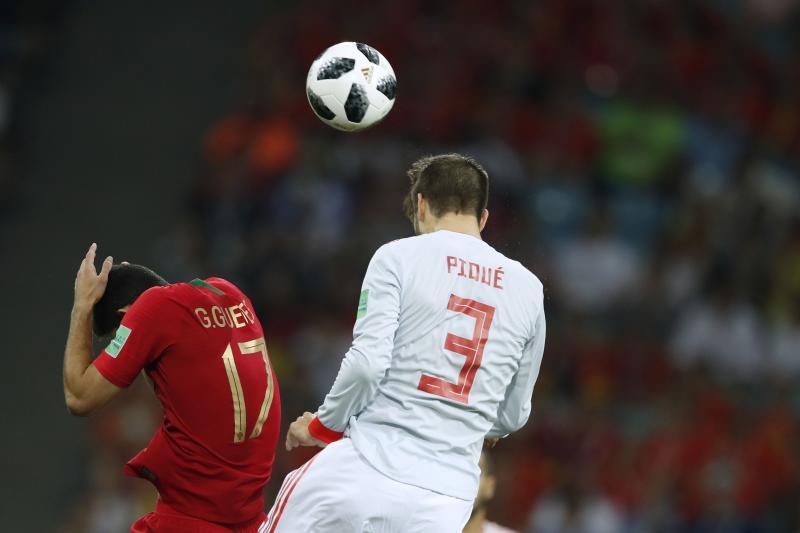 Piqué, sobre Lopetegui: «No me molestó que negociara con el Madrid; las formas son discutibles»