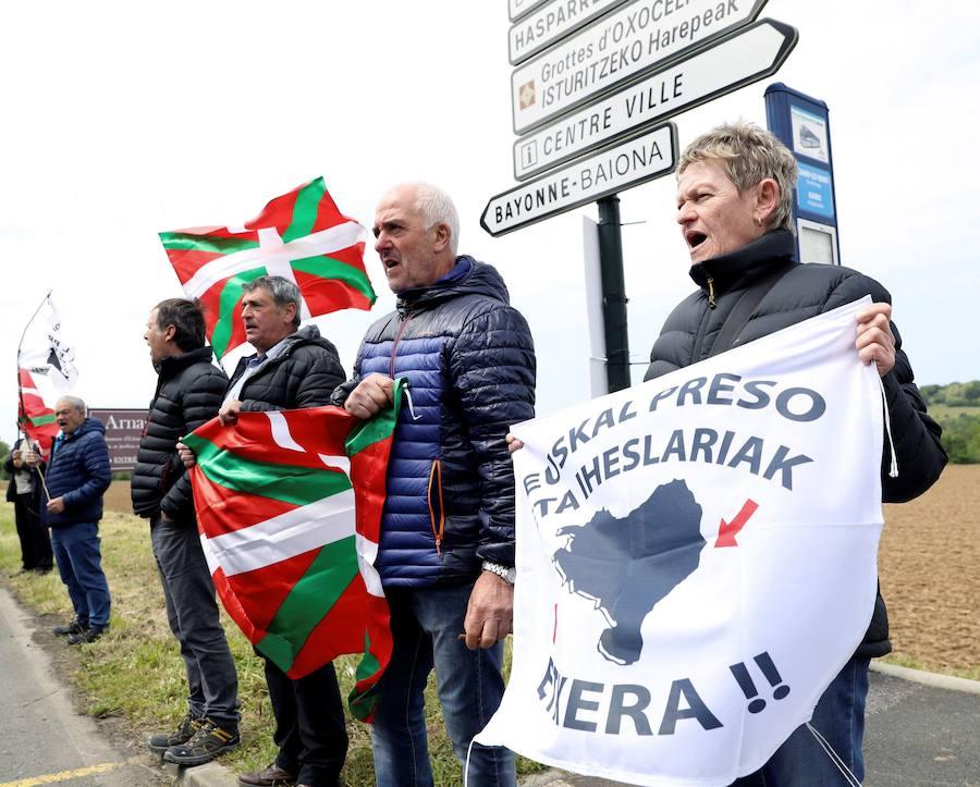 El 35% de los vascos cree que Sánchez debería acercar a los presos de ETA a Euskadi