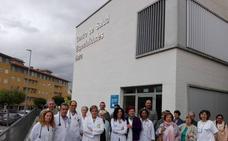El personal del Centro de Salud de Haro mantiene su agenda de movilizaciones