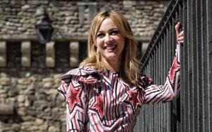 Marta Hazas: «Me ponen de los nervios los futbolistas piscineros»