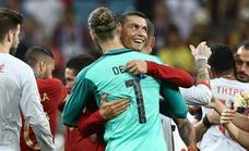 España arrasa en audiencias en su debut ante Portugal