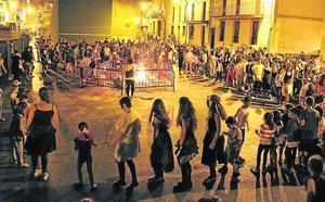 El San Juan Sua y el Rocío regresarán el próximo fin de semana a Ermua