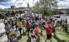 El Araba Euskaraz reivindica el euskera en Treviño