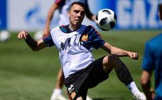 Aspas: «Soy el primero en celebrar los goles de Costa»