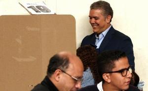 El candidato Iván Duque es elegido presidente de Colombia