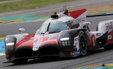 Alonso: «¡No estoy acostumbrado a ver mi coche por la tele!»