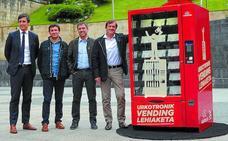 Urkotronik organiza un concurso de ideas para sus máquinas de vending