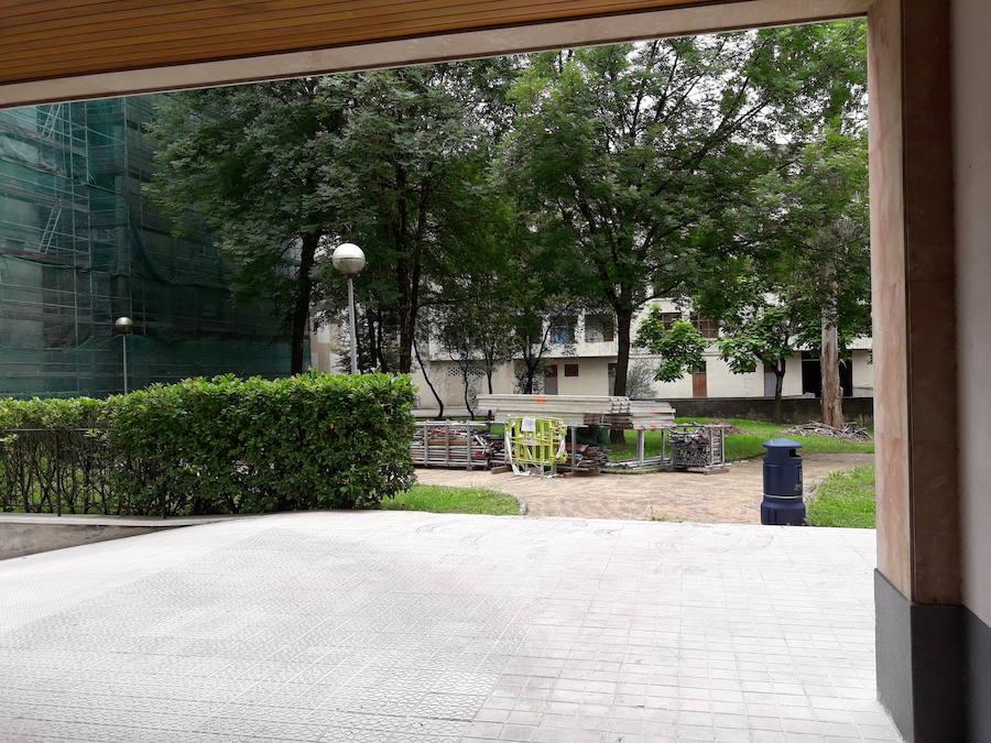 Instan a que el parque de Ermodo se abra a la ciudadanía de Durango