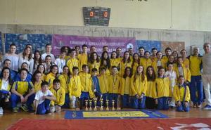 La selección de Cataluña se lleva el Campeonato The Masters de Basauri