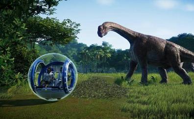 Análisis de Jurassic World Evolution: construyendo tu propio Parque Jurásico