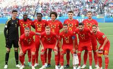 Bélgica-Panamá, en imágenes