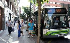 Bizkaibus ganó 96.132 usuarios en 2017 en Nervión y Arratia