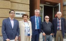 El PP denuncia el estado «insalubre» del hogar de jubilados de Abando