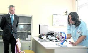 Las vascas podrán hacerse la prueba del cáncer de cérvix, que se inicia con las de 25 a 29 años