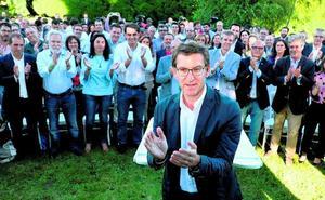 La renuncia de Feijóo abre la batalla interna por el liderazgo del PP
