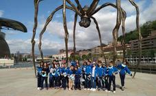 Conocer Bilbao con un guía de 9 años