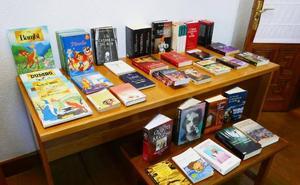 La biblioteca de Arrigorriaga instala un punto de intercambio de libros usados