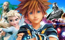 Kingdom Hearts III fue el juego más comentado del E3 2018