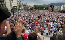 Los pensionistas vizcaínos convocan una manifestación para el próximo lunes