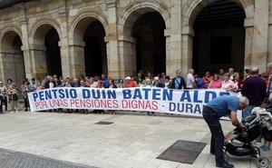 Pensionistas aprovecharán las fiestas para visibilizar sus demandas