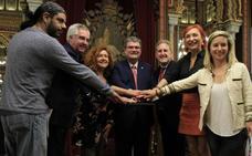 El Ayuntamiento firma el pacto por la Movilidad para un Bilbao más ecológico y con menos coches