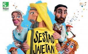 Programa de fiestas de Sestao 2018: San Pedro Jaiak
