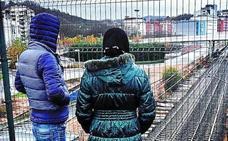Las solicitudes de asilo de refugiados se duplican en Euskadi en el último año
