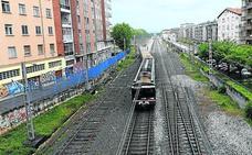 El PP critica al Gobierno central por «retrasar» el soterramiento del tren en Vitoria