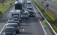 Álava reclamará a Fomento la transferencia de la autopista AP-68