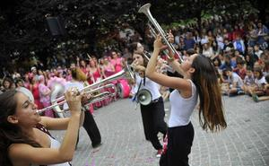 Bandas internacionales se llevarán al público de calle en Amorebieta