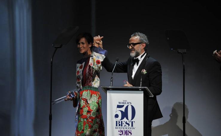 Las mejores fotos de la gala de los 'Best 50'