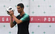 Portugal pende de un hilo y de Cristiano