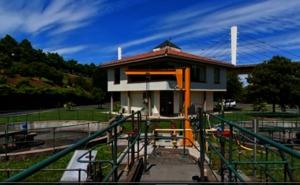 El Consorcio de Aguas invertirá 15 millones de euros en ampliar la depuradora de Muskiz