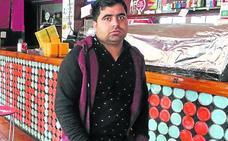 Bronca en un kebab de Zorroza: «Nos golpearon con un palo en la cabeza»