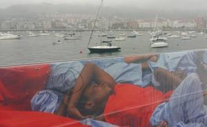 El drama de la inmigración también llega a la costa de Castro... en imágenes