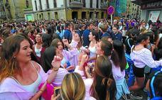 Más de un millar de jóvenes tomarán parte en los actos de las cuadrillas de San Juan