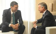 Sánchez y Urkullu se reunirán en La Moncloa en «cuestión de días»