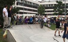 El barrio de Basozelai se prepara para el sexto Open de skate de Basauri