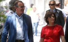 Los dirigentes del PP vasco se posicionan: Alonso apoya a Santamaría y Maroto, a Casado
