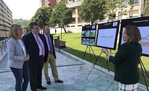 Bilbao Ría 2000 completa la regeneración de un área de 6.300 metros cuadrados en Barakaldo