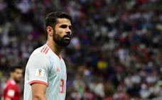 Diego Costa: «He tenido un poco de suerte, pero hemos podido marcar»