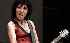 La rebelde reina del rock