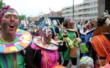 2.000 vecinos de Leioa abren hoy las fiestas con la bajada de cuadrillas