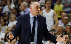 Pablo Laso dirigirá a la selección de Euskadi en el Torneo de Barakaldo