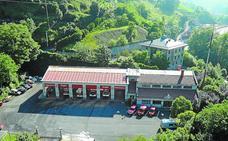 Eibar defiende que el parque de bomberos se mantenga en Azitain
