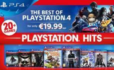 PS4 recibe la gama de juegos económicos PlayStation Hits