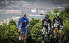 Ruta en bici por las laderas de Artxanda con Rafa Alkorta
